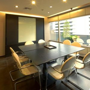 ห้องประชุม สำนักงานเสมือน meeting room  virtual office essentials found ฟาวด์